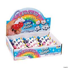 Unicorn Squeeze Toys