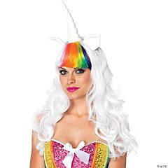 Unicorn Wig & Tail Costume Kit