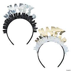 Unique® Happy New Year Party Headbands
