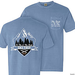 UNL Phi Delta Theta Sophomore Ski Trip Pocket T-Shirt - 3XL