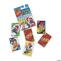 UNO® Super Mario™ Card Game