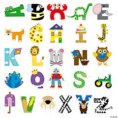 Uppercase Letters Craft Kits
