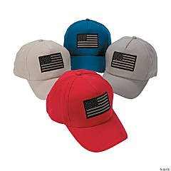 Urban Flag Baseball Caps