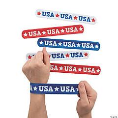 USA Slap Bracelets