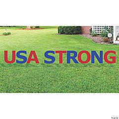 USA Strong Yard Signs