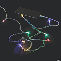 USB Light Strand Charging Cords