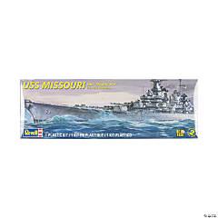 USS Missouri Plastic Model Kit