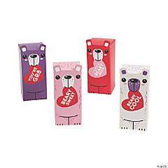 Valentine Bear Treat Boxes