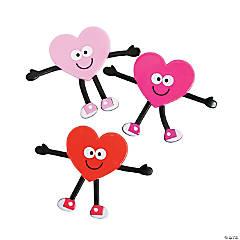 Valentine Bendables