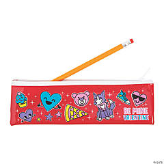Valentine Bookband Pencil Cases