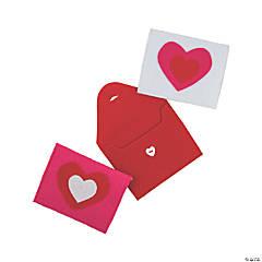 Valentine Envelope Craft Kit