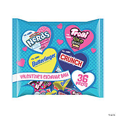 Valentine Exchange Chocolate & Sugar Candy Mix