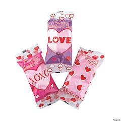 Valentine Exchange Cotton Candy