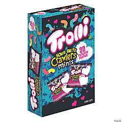 Valentine Exchange Trolli® Sour Brite Crawlers® Minis Packs