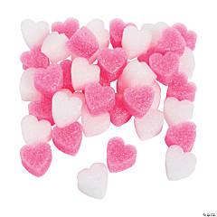 Valentine Foam Hearts