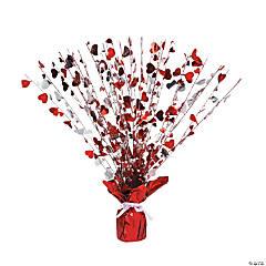 Valentine Foil Burst Decoration