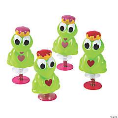 Valentine Frog Pop-Ups