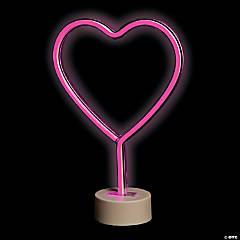 Valentine Heart Neon Light