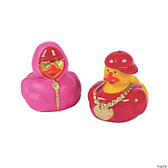 Valentine Hip Hop Rubber Duckies