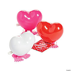 Valentine Hopping Hearts