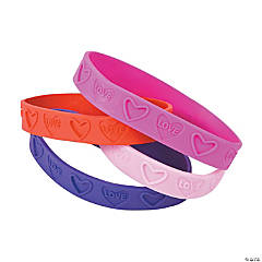Valentine Love Bracelets