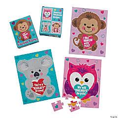 Valentine Mini Puzzles
