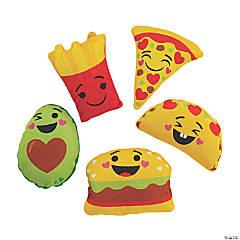 Valentine Plush Food Characters