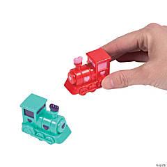 Valentine Pull-Back Toys