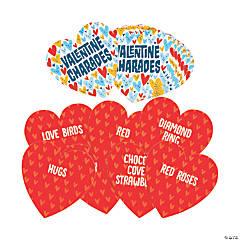 Valentine Reverse Charades