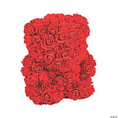 Valentine Rose Bear Decoration