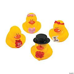 Valentine Rubber Duckies