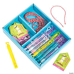 Valentine's Day Bubble Exchange Kit for 15
