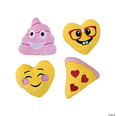 Valentine's Day Plush Emojis