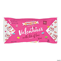 Valentine's Day Smarties<sup>®</sup> Hard Candy Rolls