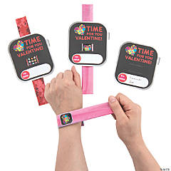 Valentine Smart Watch Slap Bracelets
