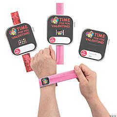 Valentine Smart Watch Slap Bracelets