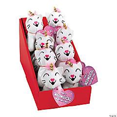 Valentine Stuffed Caticorns PDQ