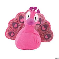 Valentine Stuffed Peacocks PDQ