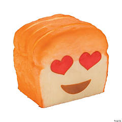 Valentine Toast Scented Slow-Rising Squishies
