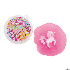 Valentine Unicorn Poop Putty