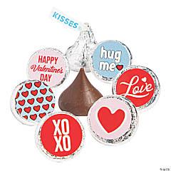 Valentine's Day Hershey's® Kisses® Stickers