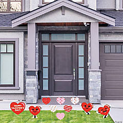Valentine's Day Outdoor Yard Decorations Kit