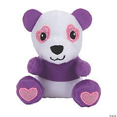 Valentine's Day Stuffed Pandas
