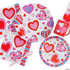 Valentine's Heart Party Supplies