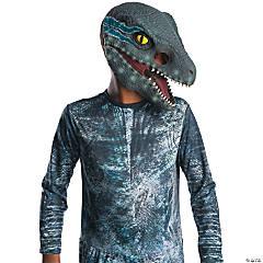 Velociraptor Kids 3/4 Mask