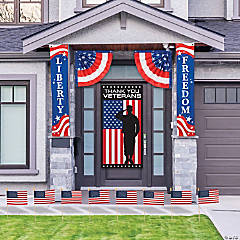 Veterans Day Front Porch Decorating Kit
