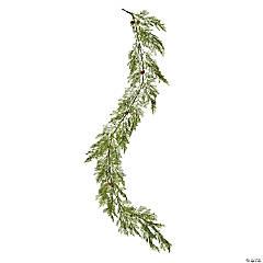 Vickerman 6' Cedar Pinecone Artificial Christmas Garland, Unlit
