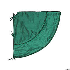 "Vickerman Green 54"" Tree Skirt"
