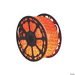 Vickerman Orange LED Rope Light