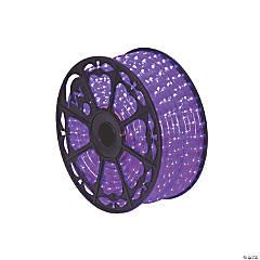Vickerman Purple LED Rope Light